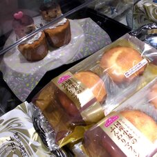 国産小麦のふんわりマフィン 118円(税抜)