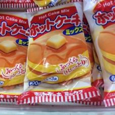 ホットケーキミックス 158円(税抜)