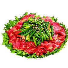 牛肉と野菜の炒め物 98円(税抜)