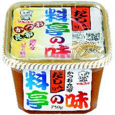 料亭の味 258円(税抜)
