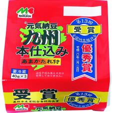元気納豆九州本仕込み 78円(税抜)