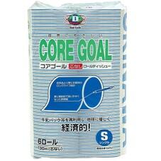 コアゴールシングル6ロール 277円(税抜)