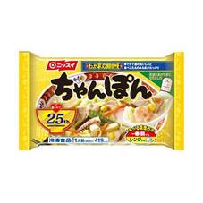 ちゃんぽん 218円(税抜)