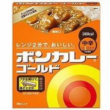 ボンカレーゴールド 128円(税抜)