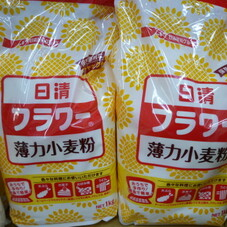 フラワー小麦粉 178円(税抜)