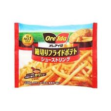 シューストリングス 158円(税抜)