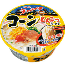 明星チャルメラコーンカップ 87円(税抜)