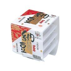 ナットちゃん小粒納豆 77円(税抜)