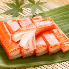 かに風味かまぼこ 115円(税抜)