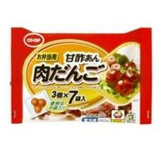 お弁当用肉だんご(甘酢あん)≪冷凍≫ 10%引