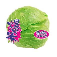 キャベツ 87円(税抜)