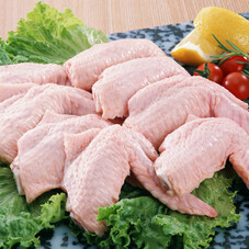 若鶏手羽先開き(トッピング) 980円(税抜)