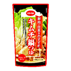 キムチ鍋つゆ 198円(税抜)