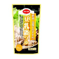 豆乳鍋つゆ 198円(税抜)