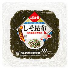 ふじっこ煮・しそ昆布 158円(税抜)