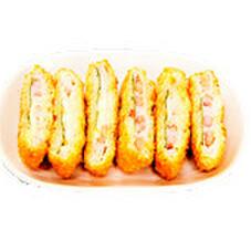 海老大葉チーズフライ 298円(税抜)