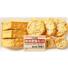 徳用煮物セット 158円(税抜)