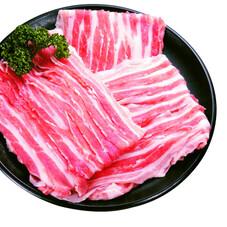 豚ばらスライス 188円(税抜)