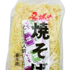 3食焼そば 108円(税抜)
