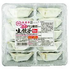 ふわパリ皮の生餃子 88円(税抜)