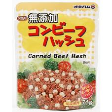無添加コンビーフハッシュ 87円(税抜)