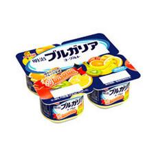 ブルガリアフルーツヨーグルト 128円(税抜)