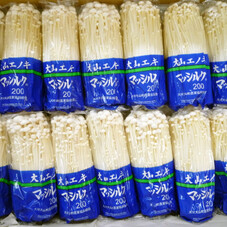 エノキ茸 77円(税抜)