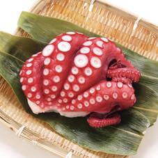 煮たこ(真たこ)      刺身用 398円(税抜)