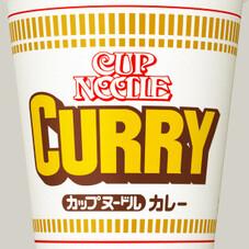 カップヌードル・カレー 108円(税抜)