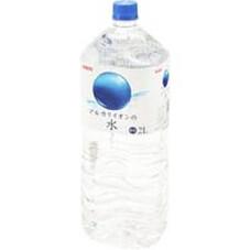 アルカリイオンの水 66円(税抜)