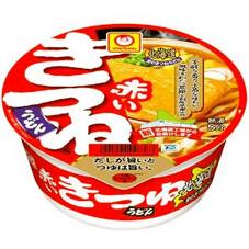 赤いきつね 108円(税抜)
