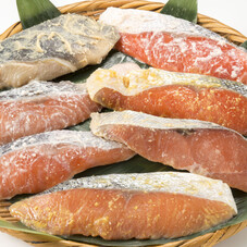 トラウトサーモン塩麹西京漬 95円