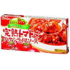 完熟トマトのハヤシライスソース 208円(税抜)