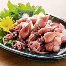 生食用ボイルほたるいか 298円(税抜)