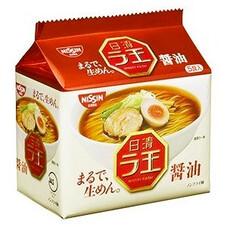 ラ王 醤油 268円(税抜)