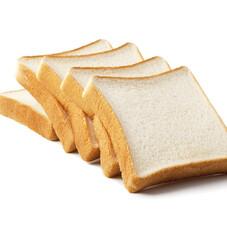ふんわり食パン(4枚切、5枚切、6枚切) 97円(税抜)
