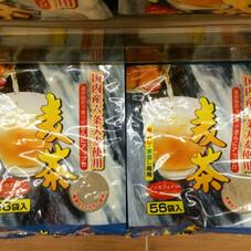 六条麦茶使用 麦茶 158円(税抜)