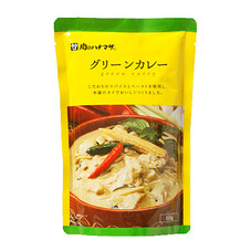 グリーンカレー 298円(税抜)