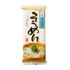 こだわりの麺々そうめん 88円(税抜)