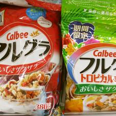 フルグラ・トロピカル 369円(税抜)