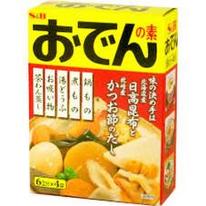 おでんの素 98円(税抜)