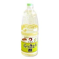 らっきょう酢 498円(税抜)