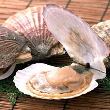 殻付ほたて貝 150円(税抜)