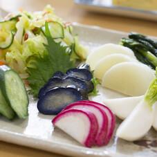 青菜漬 138円