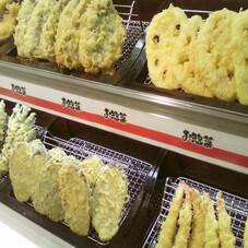天ぷらバイキング 68円(税抜)