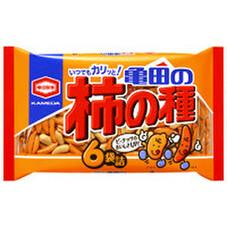 亀田の柿の種 178円(税抜)
