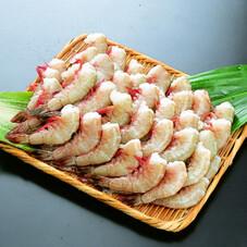 天然ホワイト海老(解凍) 500円(税抜)