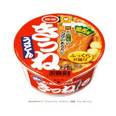 きつねうどん関西風 78円(税抜)