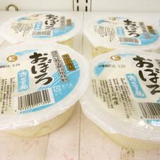 天然おぼろ豆腐 68円(税抜)