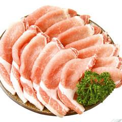 豚ロース生姜焼用 77円(税抜)